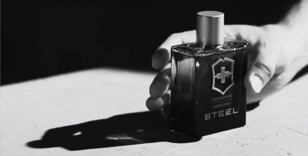 Discover the Victorinox Swiss Army Steel Movie Tyro media group 1