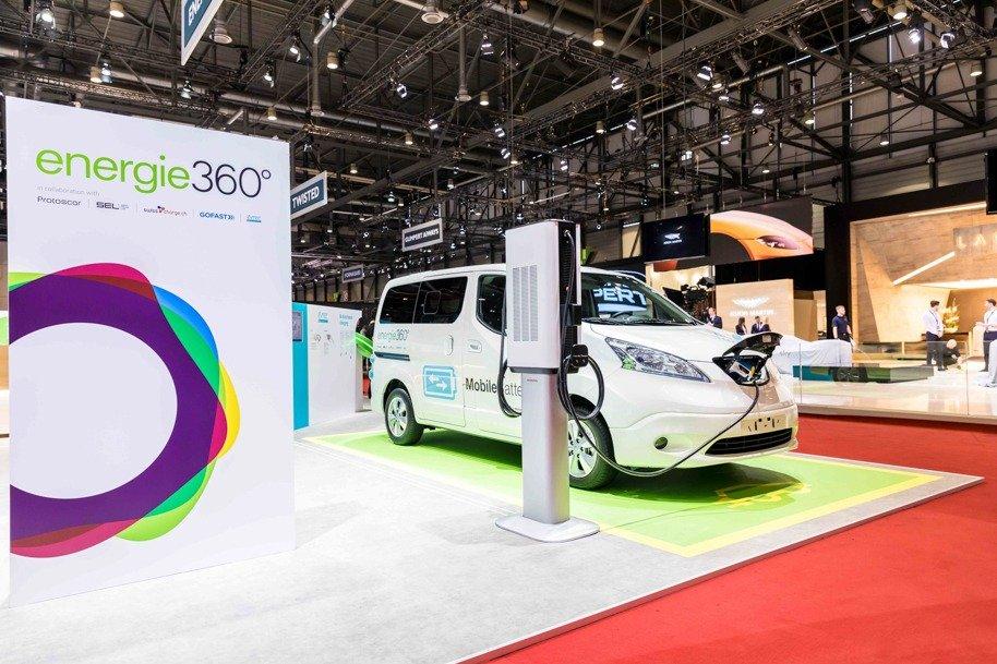 Energy 360 Geneva International Motor Show Lacher Gruber Ianeselli Tyro media group 3