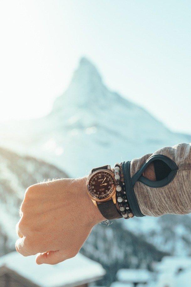 Oris Launch Matterhorn Switzerland Event Tyro media group 5